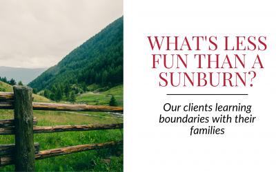 What is Less Fun than a Sunburn?